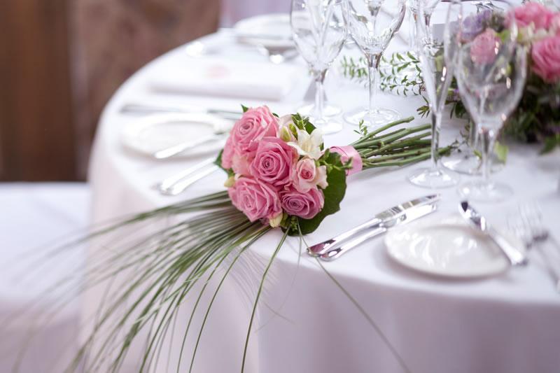 Cum planifici o nunta, decor floral