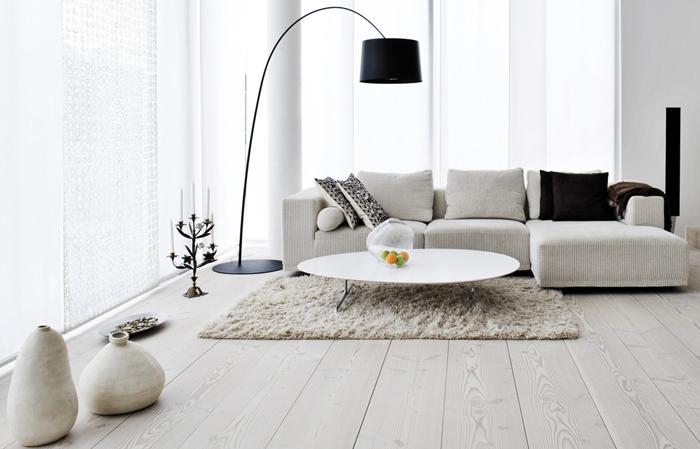 Curatenia de primavara podea parchet de lemn