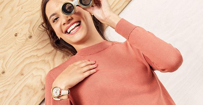 ceasuri Cadouri pentru pasionate de moda si stil