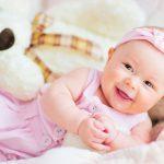 Rama de botez creativa si de efect pentru bebelusi