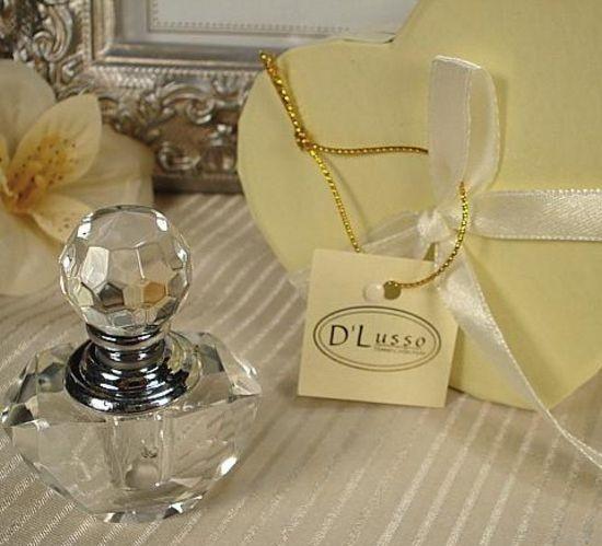 marturii de nunta sticle de parfum mini