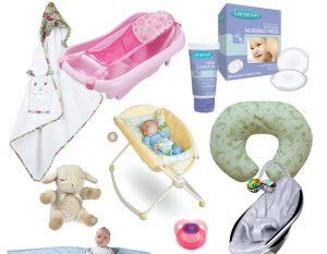 9 lucruri pentru bebelusi