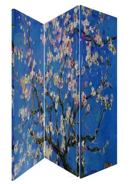 Paravan decorativ despartitor Vincent Van Gogh