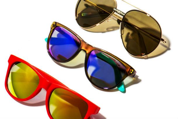 ochelari de soare, accesorii la moda pentru vara