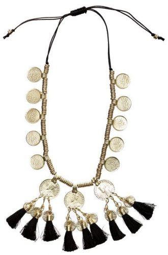 colier boho, accesorii la moda pentru vara