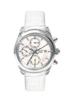 ceas alb accesorii la moda pentru vara