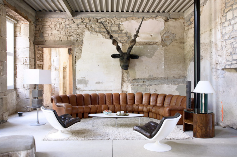 Cum sa-ti decorezi casa in stilul Grunge?