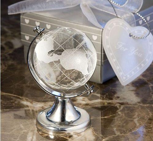 glob de cristal marturii de botez