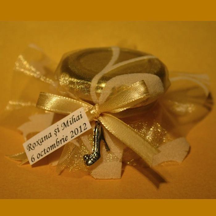 Marturii de nunta borcanele cu miere – cadouri dulci pentru invitati