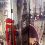 Paravan de panza despartitor cu Londra