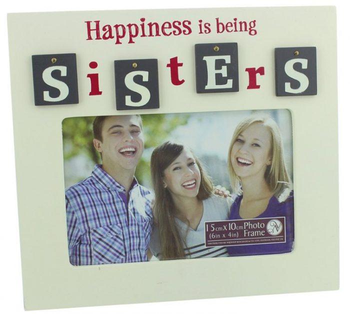 rama foto cadouri pentru sora ta