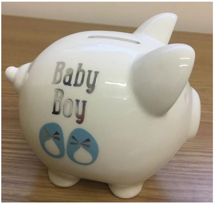 Pusculita porcusor pentru bebelusi.