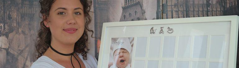 Rama primul an pentru bebelusi Juliana.ro