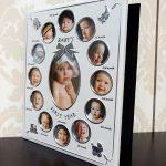 Album primul an al bebelusului Juliana