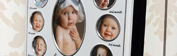 Album prmul an al bebelusului