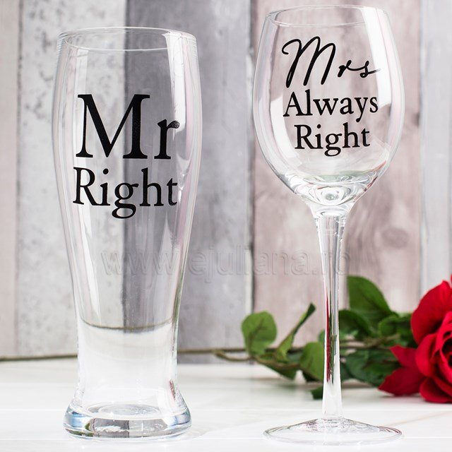 pahare-bere-vin-pentru-cuplu-miri-mr-right-mrs-always-right-22x19x27cm-119lei-juliana
