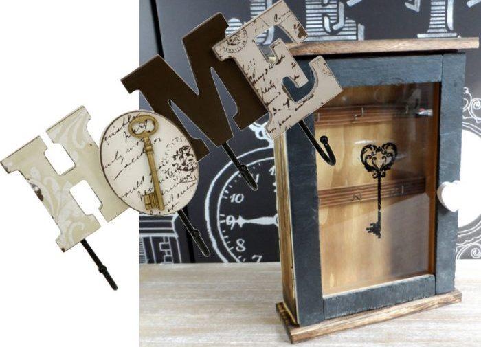 cuier si cutie de chei cadouri pentru casa