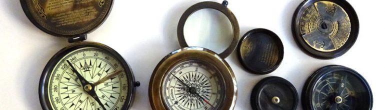 Busola, o idee de cadou cu istorie
