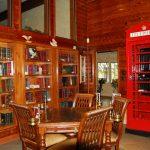Cabina telefonica britanica in marime naturala