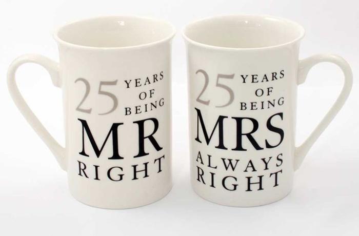 cadouri aniversare pentru nunta, cani cadouri 25 ani de la casatorie
