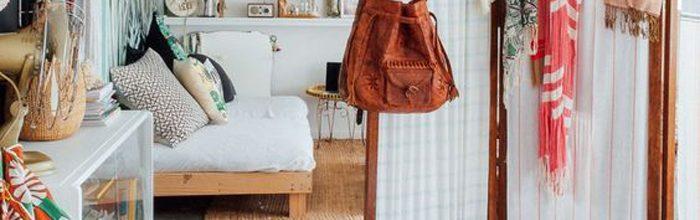 Cum poti sa iti amenajezi camera cu un paravan despartitor?