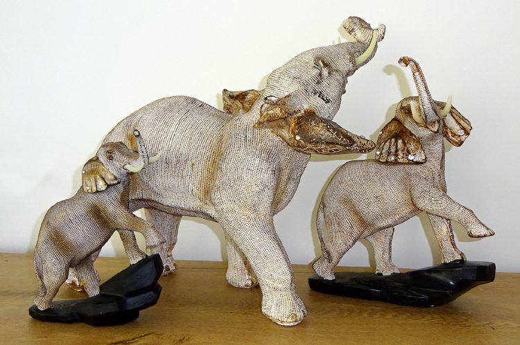 cadou de birou, trei elefanti cadou pentru barbati