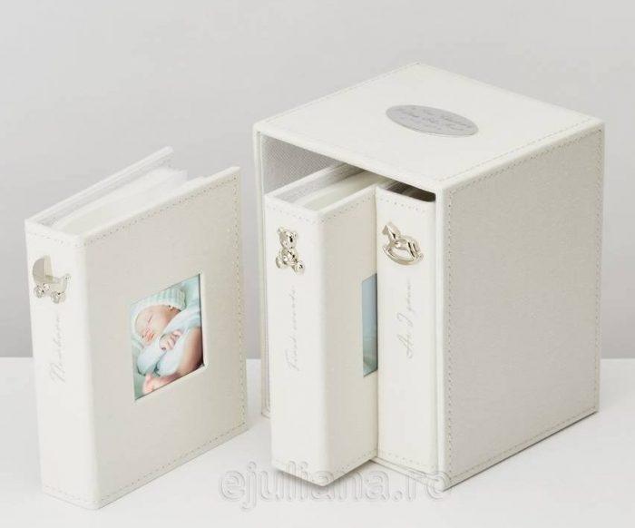 set albume foto pentru bebelusi Juliana