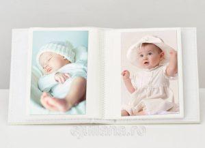 albume foto pentru bebelusi Juliana