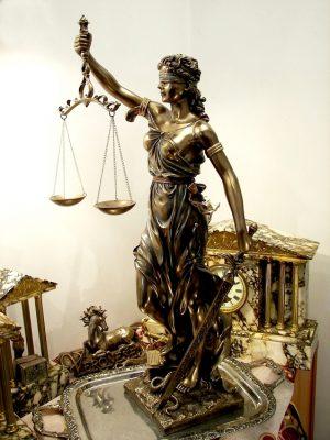 Zeita dreptatii si justitiei