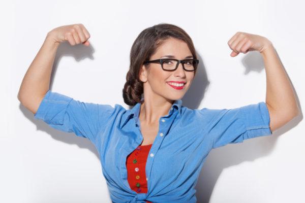 Lucruri de care femeile puternice nu-si fac griji