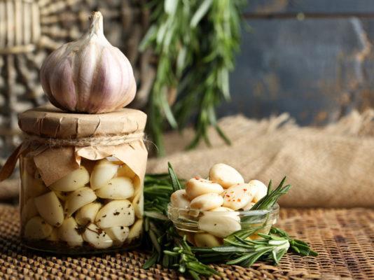 Usturoiul - remediu natural care lupta contra imbatranirii