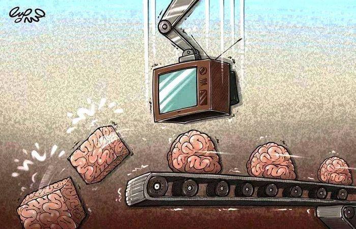 Nu trebuie sa te uiti la televizor