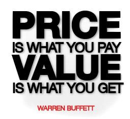 produs ieftin produs scump valoare pret