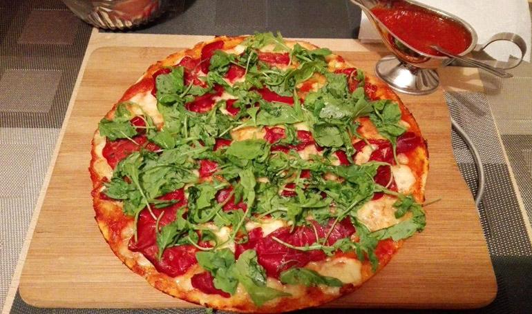 Cea mai simpla reteta de pizza