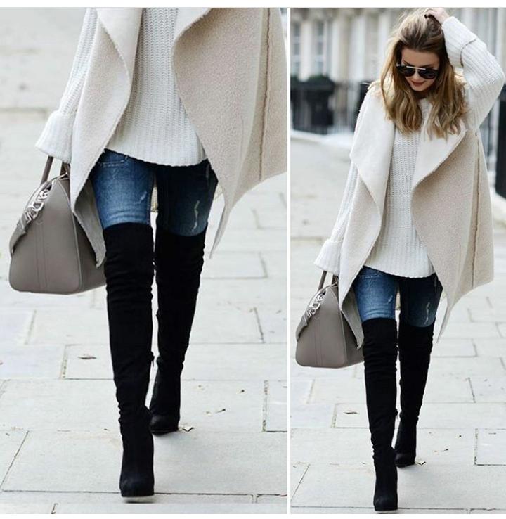 Cum te imbraci iarna ca sa fii sexi?