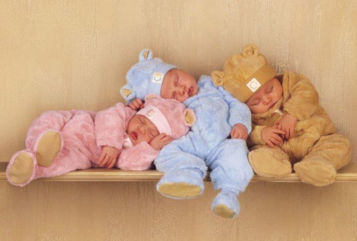 Semnificatia viselor cu bebelusi