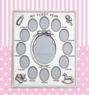 Rama primul an fetita, cadouri de botez recomandate pentru fetita