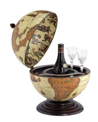Bar glob pamantesc de masa pentru bauturi