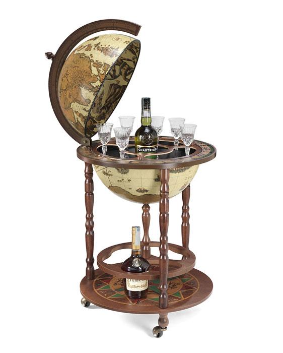 Bar glob pamantesc pentru bauturi