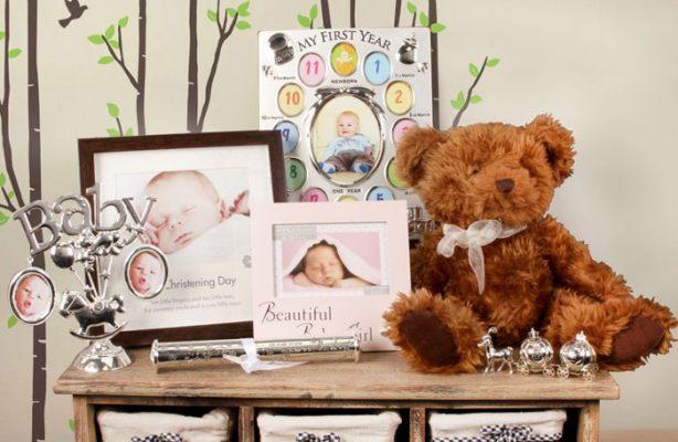 Cadouri pentru bebelusi botez si prima aniversare Juliana