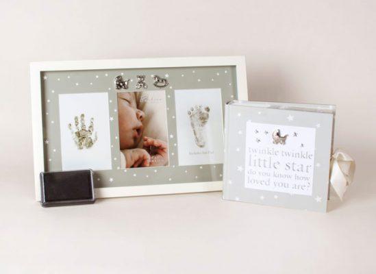 Album foto, rama foto pentru bebelusi, cadou de botez si prima aniversare
