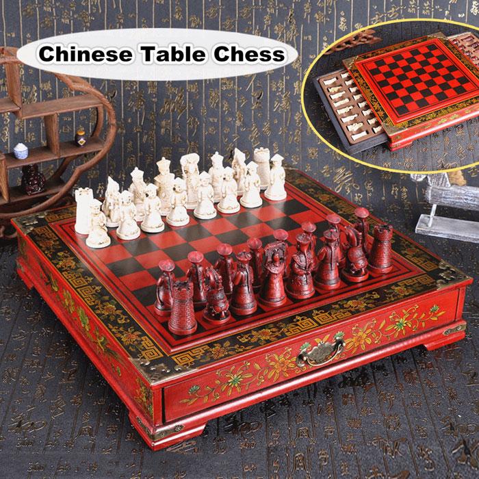 Joc de sah antichizat chinezesc