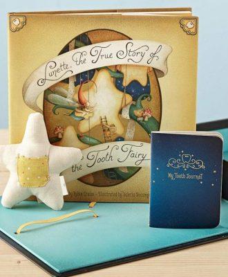 Kit pentru Zana Maseluta Dintisorii bebelusului