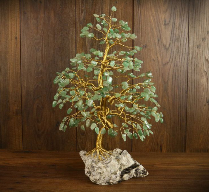 Copacel, pomisor pietre naturale de aventuri sau cristal verde