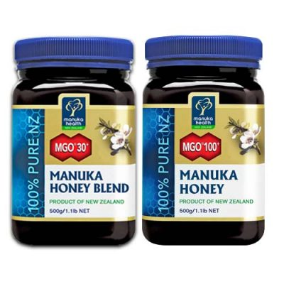 Beneficiile mierii de albine, miere Manuka