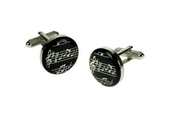 Butoni de camasa note muzicale