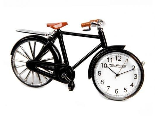 Ceas bicicleta miniatura
