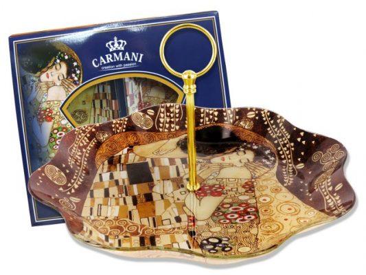 Platou de colectie Gustave Klimt